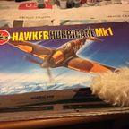 1/48 Airfix Hurricane