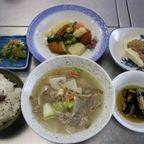 地元食材で「お・も・て・な・し」! 郷土料理あざみ塾 2月の献立