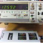 DM-800コイル発振周波数測定結果