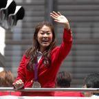 オリンピック 銀座パレード