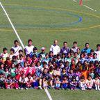 なでしこJAPAN佐々木監督サッカー教室