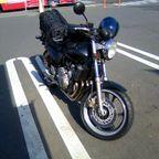 バイクツーリング(2013年2月)