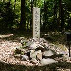 武将のお墓