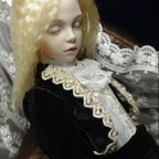真咲doll(ビスクドール)  美少年人形が作りたくて