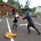 2015.06.20毎度ご好評をいただいております、名ガイド岩崎元朗さんとのふれあい登山会。