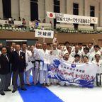 第5回 関東地区マスターズ 茨城県牛久市総合体育館