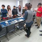 武蔵野美術大学 硯と墨の世界