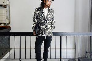 新作シャツでイージーフォーマルStyle!!
