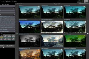 強力な写真編集ソフト「Smart photo editor」第二回、Effects Gallery 機能とは
