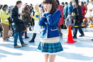 あっきんさん(2014/12/30)コミックマーケット87