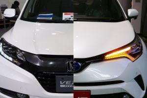 【比較】トヨタC-HR vs ホンダヴェゼル 買うならどっち?【試乗ドライブフィール編】