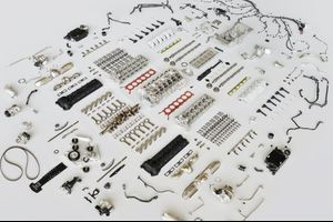 アストンマーティンDB11のV12エンジンを分解してみた
