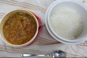 スープ弁当
