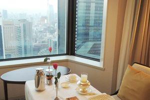 都内高級ホテルアフタヌーンティー日誌