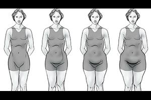 健康と美容のためのダイエットとエクセサイズ