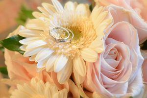 5年前に結婚指輪を買った時のことを思い出してみました