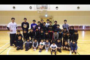 親子&OBバスケ会