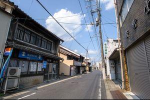 津山の遊郭跡を見る(1)