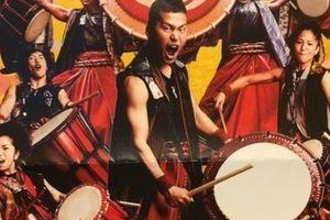 倭-YAMATOの和太鼓集団がやって来た!