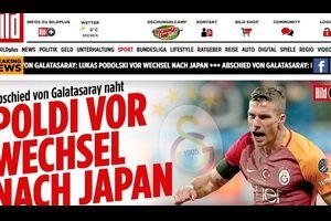 【海外の反応】「これは予想外だ」ポドルスキが神戸移籍へ..世界のファンから驚きの声