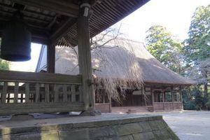 三百年にわたって多くの学僧が巣立っていった「飯高檀林」