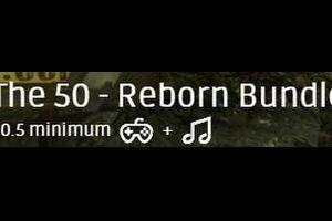 The 50 - Reborn Bundle 開始