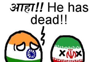 【インド&イラン】ゾロアスター教【ポーランドボール】