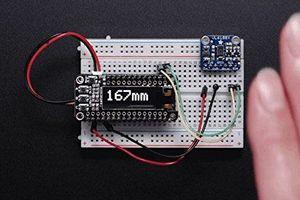 マイクロライダー 距離センサー Adafruit VL6180X ブレークアウト