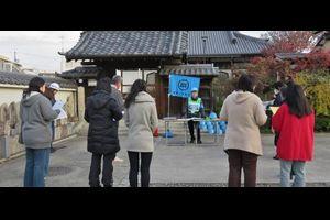 桜学区避難行動計画検証訓練