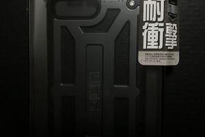 UAG iPhone 7 Plus Monarch Case グラファイト UAG-IPH7PLS-P-BLK レビュー