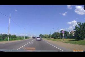 世界一の事故回避能力?危機管理能力に優れた事故映像