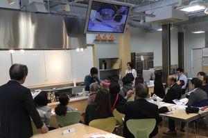 鳥料理教室(日本食鳥協会)スクーリング