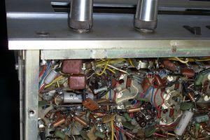 ◆1960年代真空管式TRIO AUTOMATIC STEREO RECEIVER「111」の修復修理 VOL6(最終回)