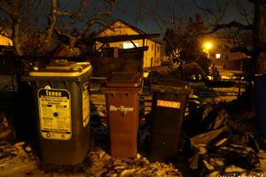 ドイツの村の、生ゴミ事情