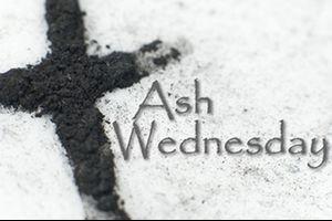 大斎始日「灰の水曜日」