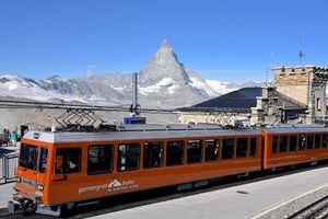 Zermatt その3 - Gornergrat(ゴルナーグラート)