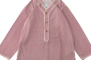 visvim - DUGOUT SHIRT L/S STRIPES