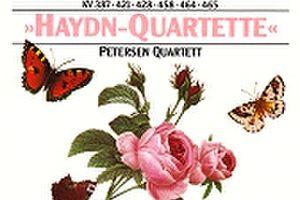 モーツァルト:弦楽四重奏曲集「ハイドン・セット」,「プロシア王」(ペーターセン弦楽四重奏団)