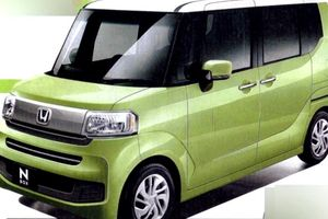 ホンダ「新型NBOX」は7月発表へ:デザインはかわいい系で燃費&安全装備が大幅進化か?