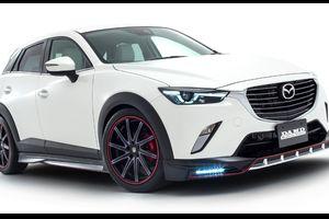 マツダ「CX-3」ガソリン車追加は8月に価格190万円程度 & 3列CX-5「CX-8」は11月発売!