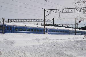 札幌運転所に残っていた14系客車が東武鉄道へ譲渡