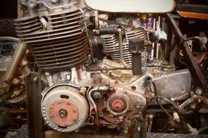 GREED MOTOR CYCLE