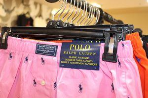 POLO RL ALLOVER PONY BOXER SHORTS