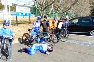 セキサイライド・伊自良湖&ハーブレンドの旅・親子DEサイクリング