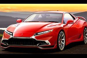 三菱GTOが復活!フェアレディZの兄弟車?スポーツハイブリッド採用で400psか?