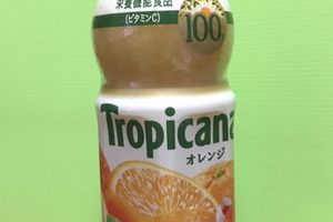 定番な味?、「トロピカーナ 100%オレンジ」