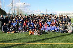 2月12日 4,5,6年生 西大冠FC主催 カップ戦