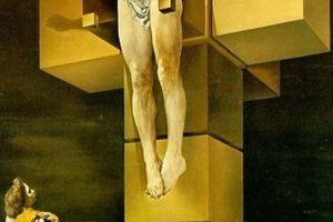 ダリの十字架