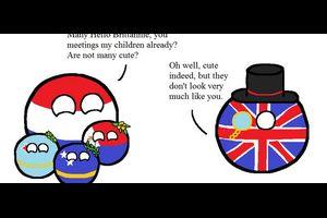 【ヨーロッパ】似たもの家族【ポーランドボール】