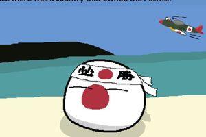 【日本】太平洋の覇者【ポーランドボール】